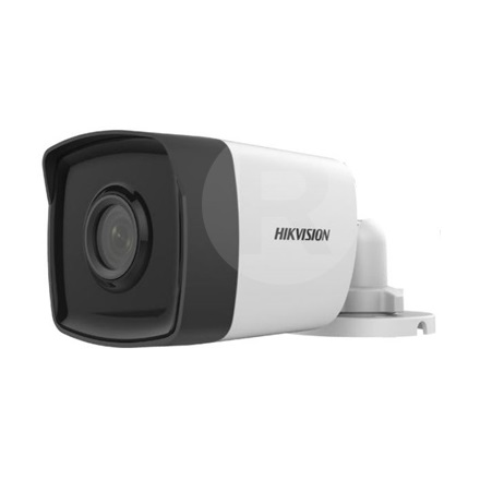 Hikvision 4in1 Analóg csőkamera - DS-2CE16D0T-IT3F (2MP, 2,8mm, kültéri, EXIR40m, IP66, ICR, DNR)