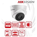 Hikvision DS-2CC52D9T-IT3E Turret HD-TVI kamera, kültéri, 2MP, 6mm, EXIR40M, ICR, IP67, WDR, 12VDC/PoC