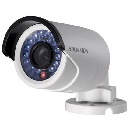 Hikvision DS-2CD2020F-I IP Bullet kamera, kültéri, 2MP, 6mm, H264, IP67, IR30m, Day&Night(ICR), DWDR, SD, PoE