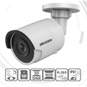 Hikvision DS-2CD2025FWD-I IP Bullet kamera, kültéri, 2MP, 2,8mm, H265/H265+, IP67, EXIR30m, D&N(ICR), 3DNR, WDR, SD, PoE
