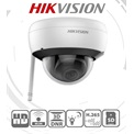 Hikvision IP dómkamera - DS-2CD2141G1-IDW1 (4MP, 2,8mm, kültéri, H265+, IP66, IR30m, ICR, DWDR, SD,audio, wifi)