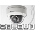 Hikvision DS-2CD2142FWD-I IP Dome kamera, kültéri, 4MP, 2,8mm, H264+, IP66, IR30m, D&N(ICR), WDR, 3DNR, PoE, SD