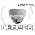 Hikvision IP dómkamera - DS-2CD2143G0-I (4MP, 4mm, kültéri, H265+, IP67, IR30m, ICR, WDR, 3DNR, SD, PoE, IK10)