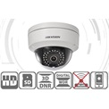 Hikvision DS-2CD2152F-I IP Dome kamera, kültéri, 5MP(2560x1920), 4mm, IP66, IR30m, D&N(ICR), 3DNR, DWDR, PoE, SD,vand.
