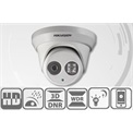 Hikvision DS-2CD2342WD-I IP Dome kamera, kültéri, 4MP, 4mm, H264+, IP66, EXIR30m, D&N(ICR), WDR, 3DNR, PoE