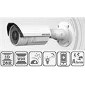 Hikvision DS-2CD2642FWD-I IP Bullet kamera, kültéri, 4MP, 2,8-12mm, H264+, IP66, IR30m, D&N(ICR), WDR, BLC, 3DNR, SD,PoE