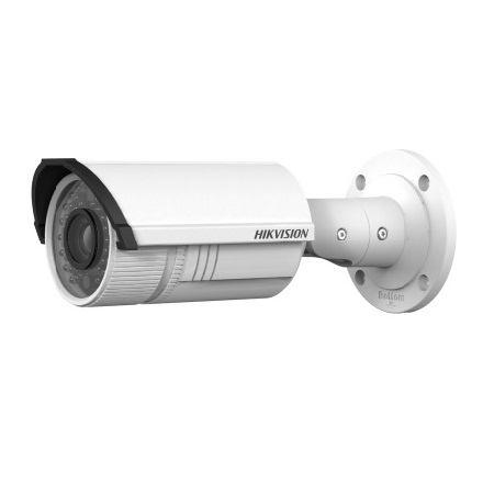 Hikvision DS-2CD2652F-IZS IP Bullett kamera, kültéri, 5MP, 2,8-12mm(motor), IP66, IR30m, D&N(ICR), DWDR, PoE, audio, I/O