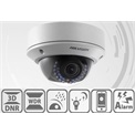Hikvision DS-2CD2742FWD-IS IP Dome kamera, kültéri, 4MP, 2,8-12mm,H264+, IP66,IR30m, D&N(ICR),WDR,BLC, 3DNR,SD,PoE,audio