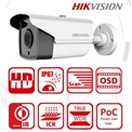Hikvision DS-2CE16D8T-IT5E Bullet HD-TVI kamera, kültéri, 2MP, 3,6mm, EXIR80m, ICR, IP67, DNR, BLC, WDR, PoC
