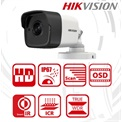 Hikvision DS-2CE16D8T-IT Bullet HD-TVI kamera, kültéri, 2MP, 6mm, EXIR20m, ICR, IP67, DNR, BLC, WDR