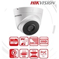 Hikvision DS-2CE56D8T-IT3E Turret HD-TVI kamera, kültéri, 2MP, 2,8mm, EXIR40m, ICR, IP67, 3DNR, BLC, WDR, PoC