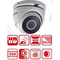 Hikvision DS-2CE56F7T-IT3Z Dome HD-TVI kamera, kültéri, 3MP, 2,8-12mm(motor), EXIR40m, D&N(ICR), IP66, DNR, BLC, WDR