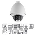 Hikvision DS-2DE4220-AE IP Speed Dome kamera, kültéri, 2MP, 4,3-94mm, D&N(ICR), BLC, 3DNR, DWDR, IP66, Audio,SD,I/O, PoE