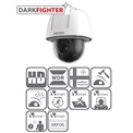 Hikvision DS-2DF6223-AEL IP Speed Dome kamera, kültéri, 2MP, 5,7-135mm, D&N(ICR), IP67, WDR, 3DNR, Audio, SD, PoE, I/O