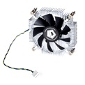 ID-Cooling CPU Cooler - IS-26i (23,5dB; max. 40,52 m3/h; 3pin csatlakozó, 9cm)