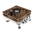 ID-Cooling CPU Cooler - IS-40 V3 (14-33dB; max. 75,26 m3/h; 4pin csatlakozó, 3 db heatpipe, 9cm, PWM)