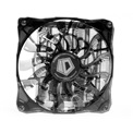 ID-Cooling CPU Cooler - IS-50 (13,8-30,2dB; max. 91,06 m3/h; 4pin csatlakozó, 5 db heatpipe, 12cm, PWM)