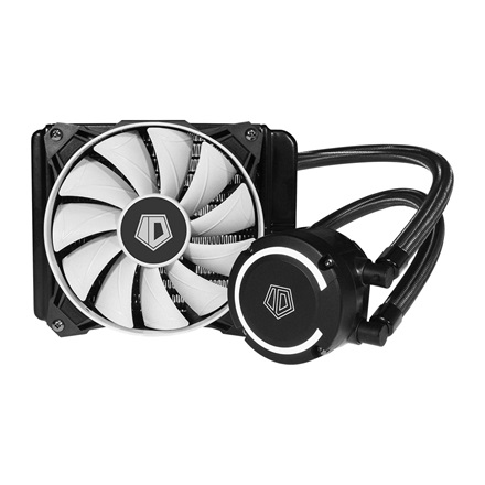 ID-Cooling CPU Water Cooler - FROSTFLOW+ 120 (20-38,2dB; max. 126,57 m3/h; 12cm)