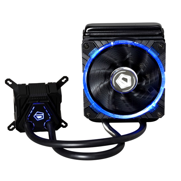 ID-Cooling CPU Water Cooler - ICEKIMO 120B (18-26,4dB; max. 105,33 m3/h; 1x12cm)