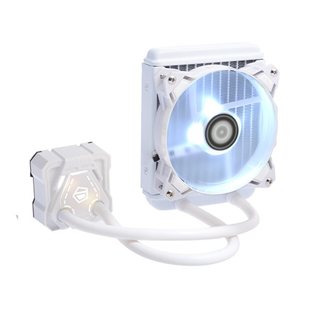ID-Cooling CPU Water Cooler - ICEKIMO 120W (18-26,4dB; max. 105,33 m3/h; 1x12cm)
