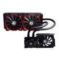 ID-Cooling GPU Water Cooler - FROSTFLOW 240G (20-38,2dB; max. 143,56 m3/h; 2x12cm)