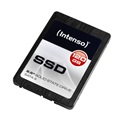 INTENSO SSD 120GB HIGH (TLC, SATA III, Olvasás: 520 MB/s, Írás: 500 MB/s)