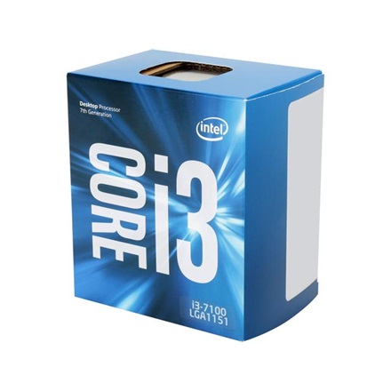 Intel Core i3-7100 (3900Mhz 3MBL3 Cache 14nm 51W skt1151 Kaby Lake) BOX