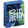 Intel Core i5-6600K (3500Mhz 6MBL3 Cache 14nm 91W skt1151 Skylake) BOX No Cooler