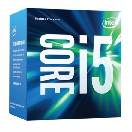 Intel Core i5-7600 (3500Mhz 6MBL3 Cache 14nm 65W skt1151 Kaby Lake) BOX