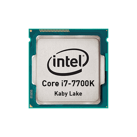 Intel Core i7-7700K (4200Mhz 8MBL3 Cache 14nm 91W skt1151 Kaby Lake) BOX No Cooler