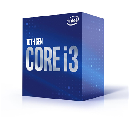 Intel Processzor - Core i3-10300 (3700Mhz 8MBL3 Cache 14nm 65W skt1200 Comet Lake) BOX