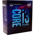 Intel Processzor - Core i3-8100 (3600Mhz 6MBL3 Cache 14nm 65W skt1151 Coffee Lake) BOX
