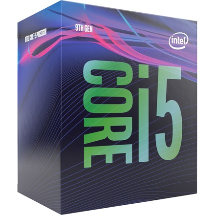 Intel Processzor - Core i5-9400 (2900Mhz 9MBL3 Cache 14nm 65W skt1151 Coffee Lake) BOX