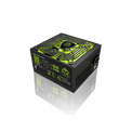 KEEP OUT 800W Gaming PSU 14cm fan aktív PFC 85%