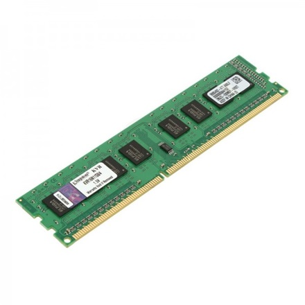 Kingston Desktop 4GB DDR3 (1600Mhz, 512x8) Standard memória