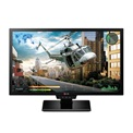 "LG Monitor 24"" Gamer - 24GM77-B (TN; 144Hz; 16:9; 1920x1080; <1ms; 350cd; USB3.0 x2; HDMIx2; DP; Dsub; DVI; Pivot)"