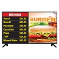 "LG Digital Signage 47"" WebOS - 47LS53A (IPS 1920x1080; 16:9; 300nit; 1200:1; HDMI,DVI,USB,RJ45,RS232; Speaker)"