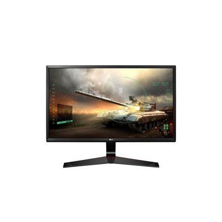 "LG Monitor 24"" Gamer - 24MP59G-P (IPS; 16:9; 1920x1080; <1ms; 250cd; HDMI; DP; sRBG99%)"