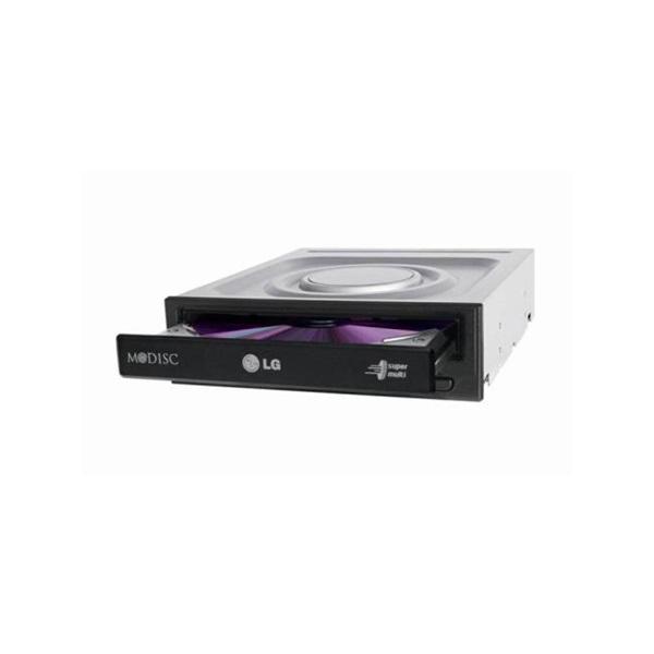 LG ODD - DVD Író (Fekete; BareBulk; c.sz: GH24NSD1RBBB; SATA; SuperMulti; SecurDisc)