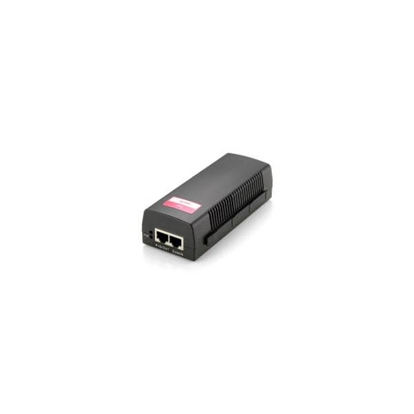 LevelOne POI-2002 10/100Mbps PoE Injector (PoE eszközök tápellátására), 15,4W