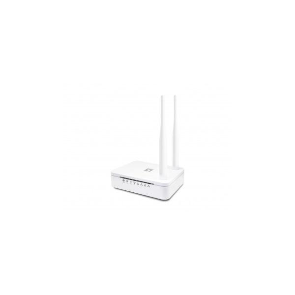 LevelOne Router - WBR-6013 (Max.:300Mbit/s, fehér)