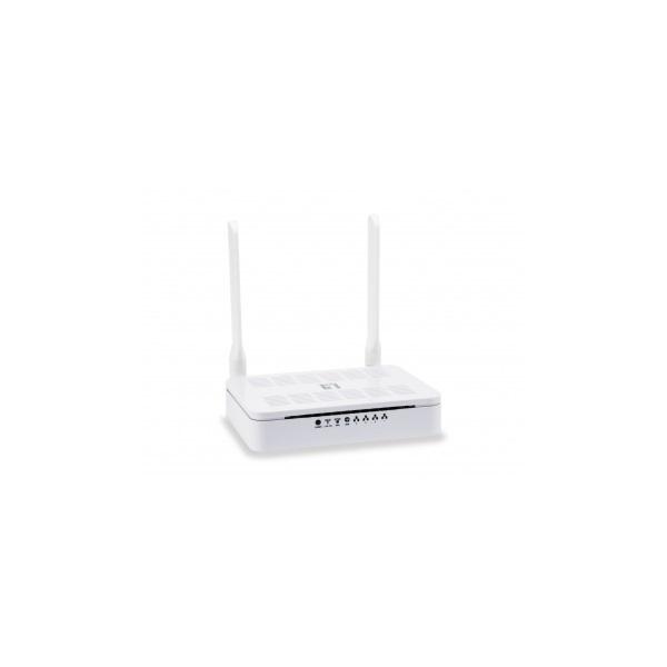 LevelOne Router - WGR-8031 AC1200 Dual Band Wireless Gigabit Router (10/100/1000Mbit/s, fehér)