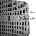 MINIX MiniPC - NEO G41V-4 (Intel Celeron N4100, 4GB, 64GB, Windows 10 Pro, HDMI2.0, DP, USB2.0x2, USB3.0x2)