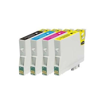 MMC Epson T0713 Chipes Magenta patron (12ml)