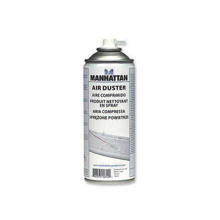 Manhattan 156141 Air Duster, 400 ml (13.5 oz.)