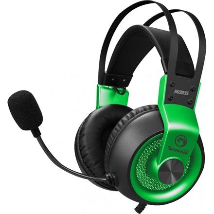 Marvo Fejhallgató - HG9035 GN (7.1 4c908f2caf