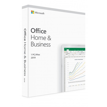 Microsoft Office csomag - Home and Business 2019 (T5D-03225/T5D-03314 , magyar)