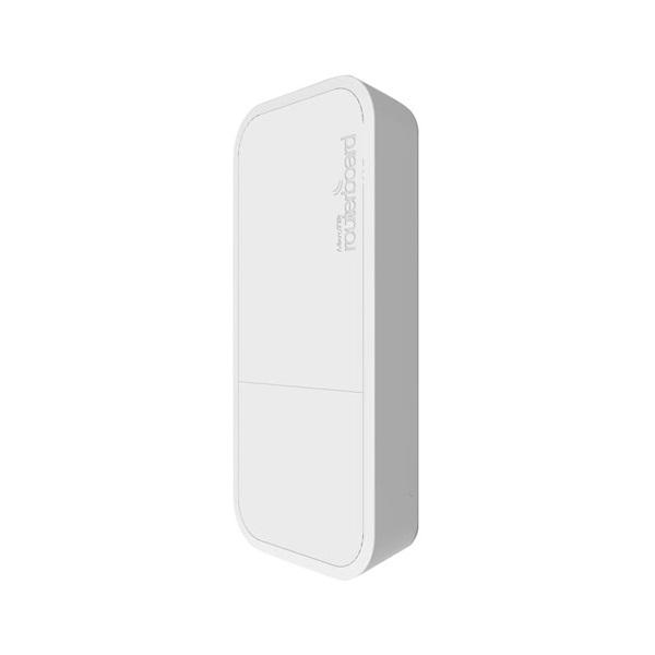 Mikrotik (RBwAP2nD) wAP Access Point, kültéri, 1x 10/100, wireless-b/g/n, PoE