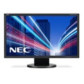 "NEC Monitor 21,5"" - AccuSync AS222WM Fekete (TN; 16:9; 1920x1080; 5ms; 250cd; Dsub, DVI-D)"