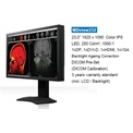 "NEC MedicalDisplay MDview232 (2,07MP) 23""(16:9) monitor (IPS LED, 1000:1, 1920x1080, 250 cd/m, 178/178, DVI/HDMI/DP)"